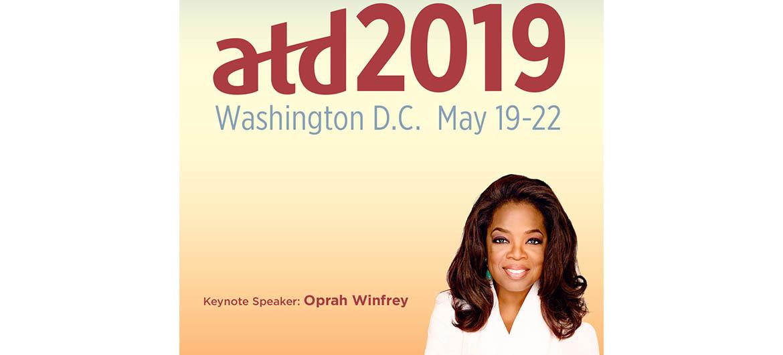 Atd 2019 Oprah
