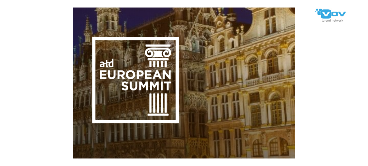 Atd European Summit Afbeelding Cover