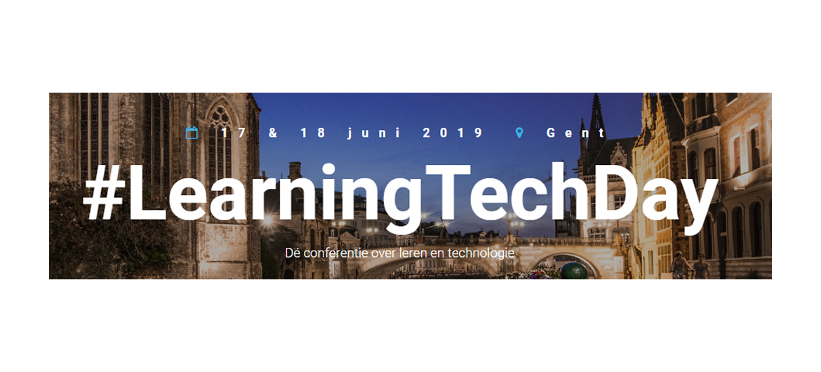Learning Tech Day Cover
