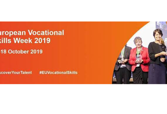 European Vocational Skills Week Vet Excellence Awards 2019 Cover