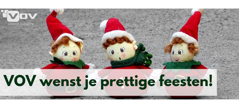 Vov Wenst Je Prettige Feesten Cover